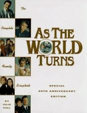 As the World Turns: The Complete Family Scrapbook (Special 40th-ExLibrary