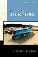 Backpack Literature (2nd Edition) (Kennedy/Gioia Literature Series)