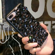 Luxury Handmade Crystal Rhinestone Bling Diamond Case Cover for iPhone X 8 7Plus