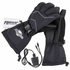 Rechargeable Battery Heated Gloves Mens Electric Warmer Winter Cold Outdoor Gear