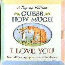 Guess How Much I Love You: A Pop-up Edition