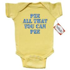 Inktastic Pee All That You Can Pee, Blue Infant Creeper Funny Military Army Lol