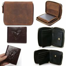 Men's Wallet Luxury Leather Credit ID Card Holder Slim Coin Business Purse Hot