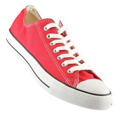Converse Chuck Taylor All Star M9696 red sneakers