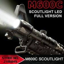 M600C Weapon light LED Tactical Flashlight M600 Series EX072