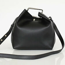 New leather HandBag Shoulder Women bag brown black hobo tote purse designer la92