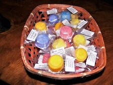 Handmade Highly Scented Soy Wax Melts 16g Fruit/Floral/Fresh ROOM FRAGRANCE x 3