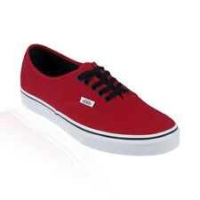 Vans - Authentic Mens Womens Casual Shoes - Chili Pepper/Black