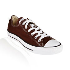 Converse - CT All Star Low Mens Womens Unisex Casual Shoes - Chocolate