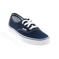 Vans - Authentic Mens Womens Casual Shoes - Dress Blue/Nautical Blue