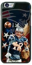 New England Patriots Tom Brady Phone Case Cover Fits iPhone Samsung HTC Motorola