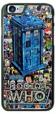 Doctor Who Tardis Custom Phone Case Cover Fits iPhone Samsung HTC LG Moto etc