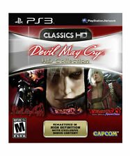 Devil May Cry HD Collection (PlayStation 3) PS3 Sealed & Fast Ship