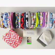 25 BASIC PACK - BaeBaby - Reusable Modern Cloth Nappies - Diaper (MCNs)