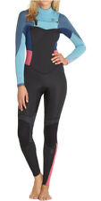 Billabong Synergy 3/2mm Chest Zip Wetsuit 2018 - Agave