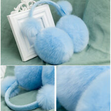 Women Girls Earmuffs Winter Warm Thick Plush Fluffy Ear Muffs Earlap Warmer New