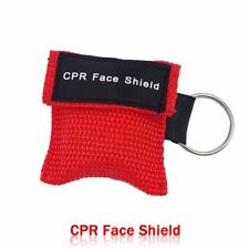 Res-Cue Key MINI CPR Keychain Mask / Face Shield Barrier Kit
