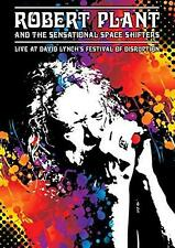Robert Plant and the Sensational Space Shifters: Live At... - DVD Region 2 Free