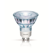 Philips LED GLOBE 5W GU10 4Pcs, 15000h Lifetime, Indoor Use - 410lm Or 430lm