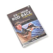 24 Hour Rod Race With Matt Hayes Grayling Fishing DVD FREE Postage