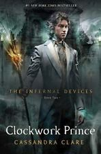 Clockwork Prince (Infernal Devices)-ExLibrary