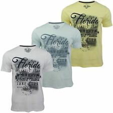 Mens T-Shirt by South Shore Short Sleeved