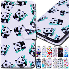 For Samsung Galaxy Flip Shockproof PU Leather Back Wallet Case Card Skin Cover