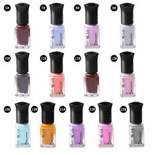 6Ml Color Thermal Changing Tear Peel Off Nail Polish Smooth Black to Grey PT