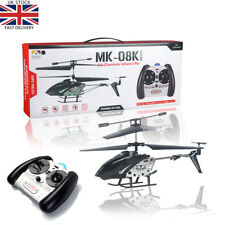 RC HELICOPTER WITH GYRO & INFRARED RADIO S107 3.5 CHANNEL REMOTE CONTROL TOYS