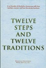 Twelve Steps and Twelve Traditions-ExLibrary