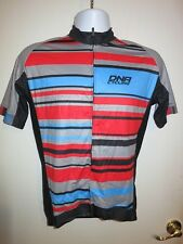 NEW 2017 DNA Cycling Custom Bike Bio Fit Short Sleeve Race Jersey Medium Large