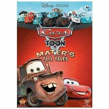 Disney Cars Toon: Maters Tall Tales DVD FREE SHIPPING