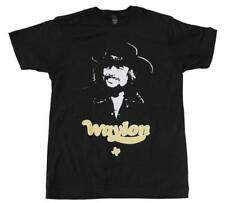 Waylon Jennings Texas T-Shirt Rock Country Music Band Concert Jam