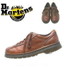 Dr. Marten's Perry Oxfords Men's Sz 11 M Lace Up Shoes Brown Leather Bicycle Toe