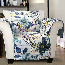 Pet Furniture Covers Floral Paisley Chair Covers Pet Protectors for Furniture