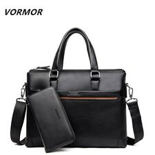 Men Bag Messenger Leather Set Pu Handbag Crossbody Handbags Shoulder Casual Kit