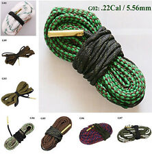 New Durable Bore Rope Clean Snake Calibre Rifle Barrel Cleaner Multi-type Pro