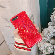 Luxury Shockproof Bling Glitter Sparkle Soft Back Case Cover for iPhone 6/6S