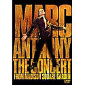 Marc Anthony - The Concert from Madison Square Garden (DVD, 2001)