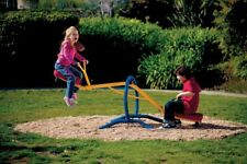 Playground Equipment Outdoor Teeter Totter Swing Seesaw Kids Girls Boys Toys NEW