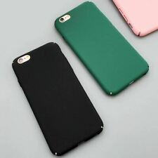 Luxury Ultra Slim Case For iPhone 5 6 6 Plus Frosted Hard Scrub Back Cover