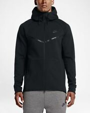 Nike Tech Fleece Windrunner Hoodie Black Men's Size Medium