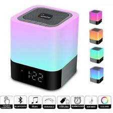 WamGra Night lights Bluetooth Speaker,Touch Sensor Bedside Lamp Dimmable...