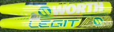 Worth Andy Purcell Legit XXL 13.5 Inch USSSA Slowpitch Softball Bat - WPURCU-3