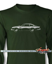 Aston Martin DB5 Coupe Long Sleeves T-Shirt - Multiple Colors & Sizes - British