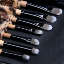 12 Pcs Professional Cosmetic Make up Makeup Tool Brush Set /kit With Case Y8