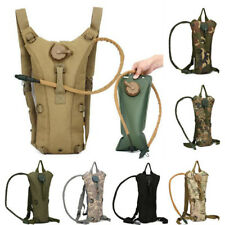 Camping Backpack 3L Backpack Camel Water Bladder Bag Hiking Hydration Cycling