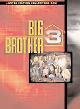 Big Brother 3 - The First 4 Episodes (DVD, 2004) #2-035