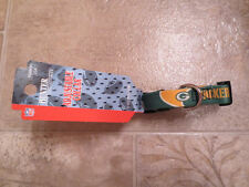NFL Green Bay Packers Adjustable Dog Collar, Many Sizes, Made in USA (21)