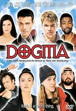 DOGMA  Comedy DVD CHRIS ROCK Alan Rickman MATT DAMON 1998